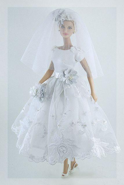 wedding dress 2 | muñecas barbie dolls