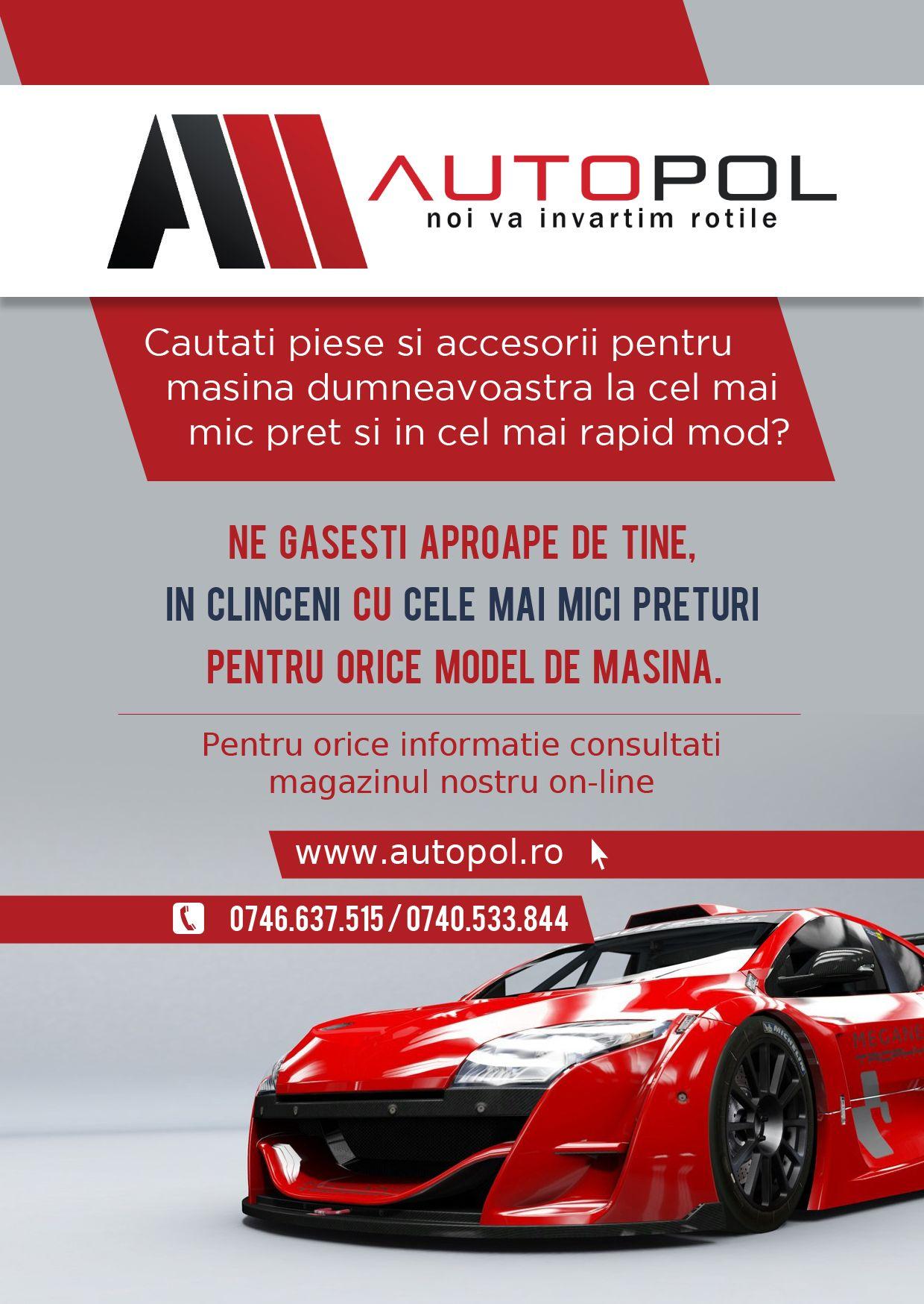 Flyer Auto A6 www.autopol.ro