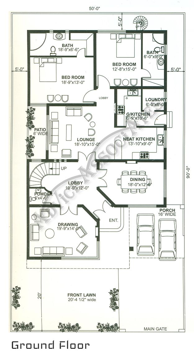 Image result for small house plans kerala style sq ft pinterest smallest and also rh