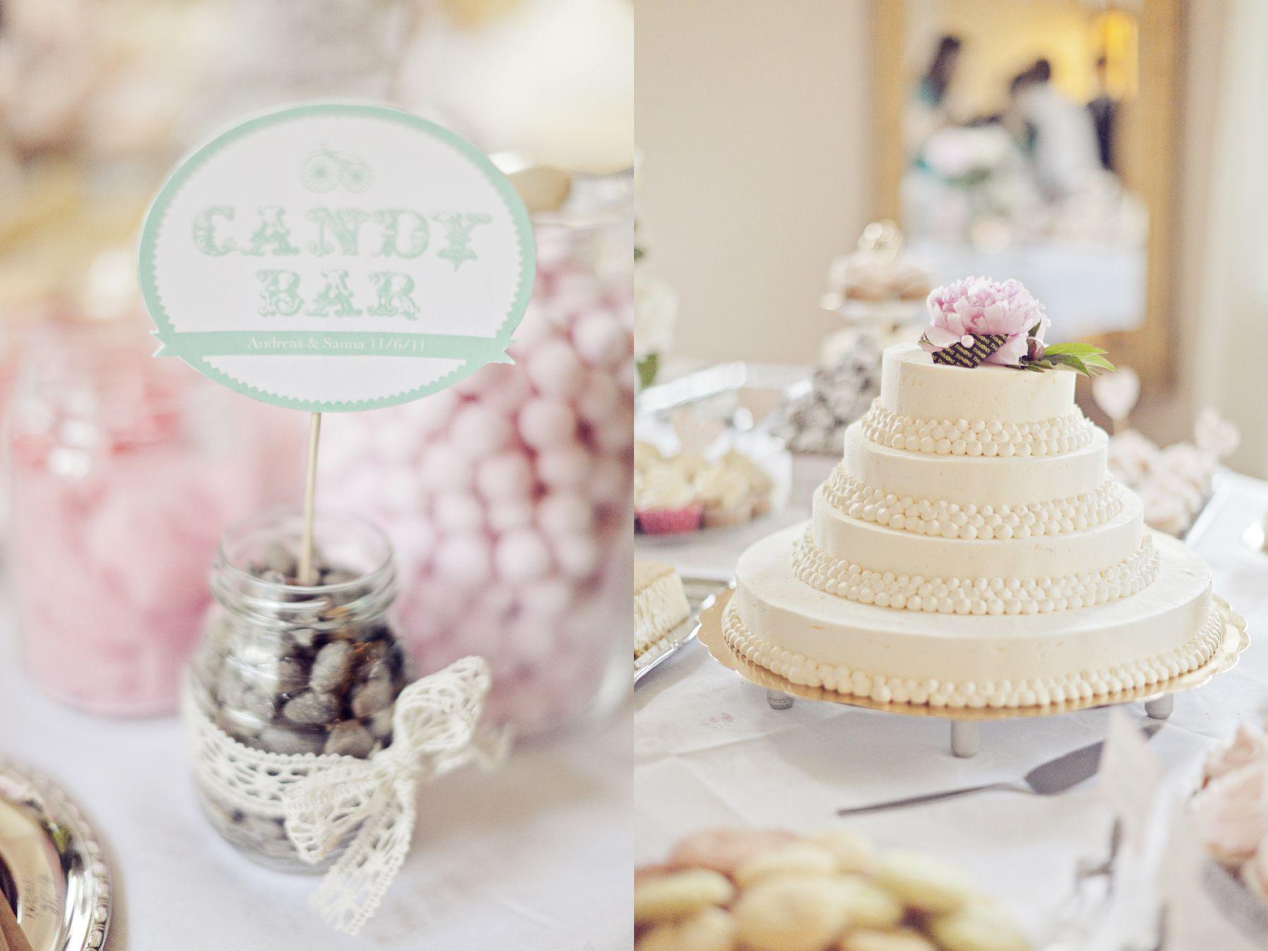 Sweet table party ideas pinterest