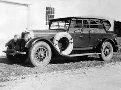 """1925 Lincoln Model L Seven-Passenger """"Police Flyer"""" by American Body Company   Motor City 2014   RM AUCTIONS"""