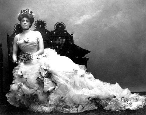 Ethel Barrymore | FROM THE BYGONE
