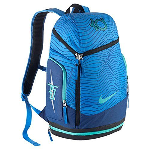 2b051e7925e Nike KD Max Air Basketball Backpack Photo BlueGym Blue -- This is an Amazon  Affiliate link. Click image to review more details.