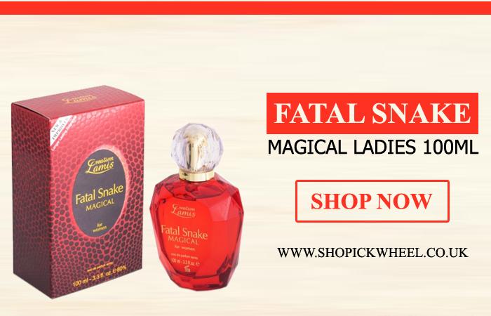 Fatal Snake Magical 100ml Eau De Parfum