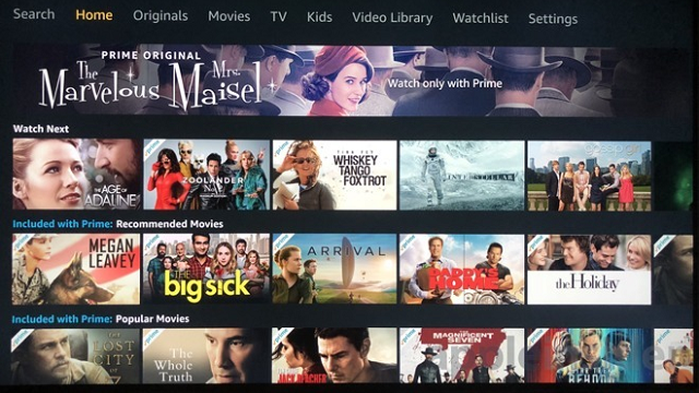 Amazon Prime Video App Restored to Apple App Store, Apple