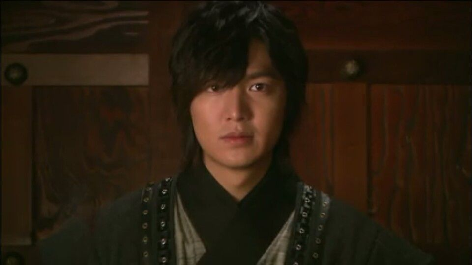 Lee Min Ho as  Choi Young in The Great Doctor/Faith 신의