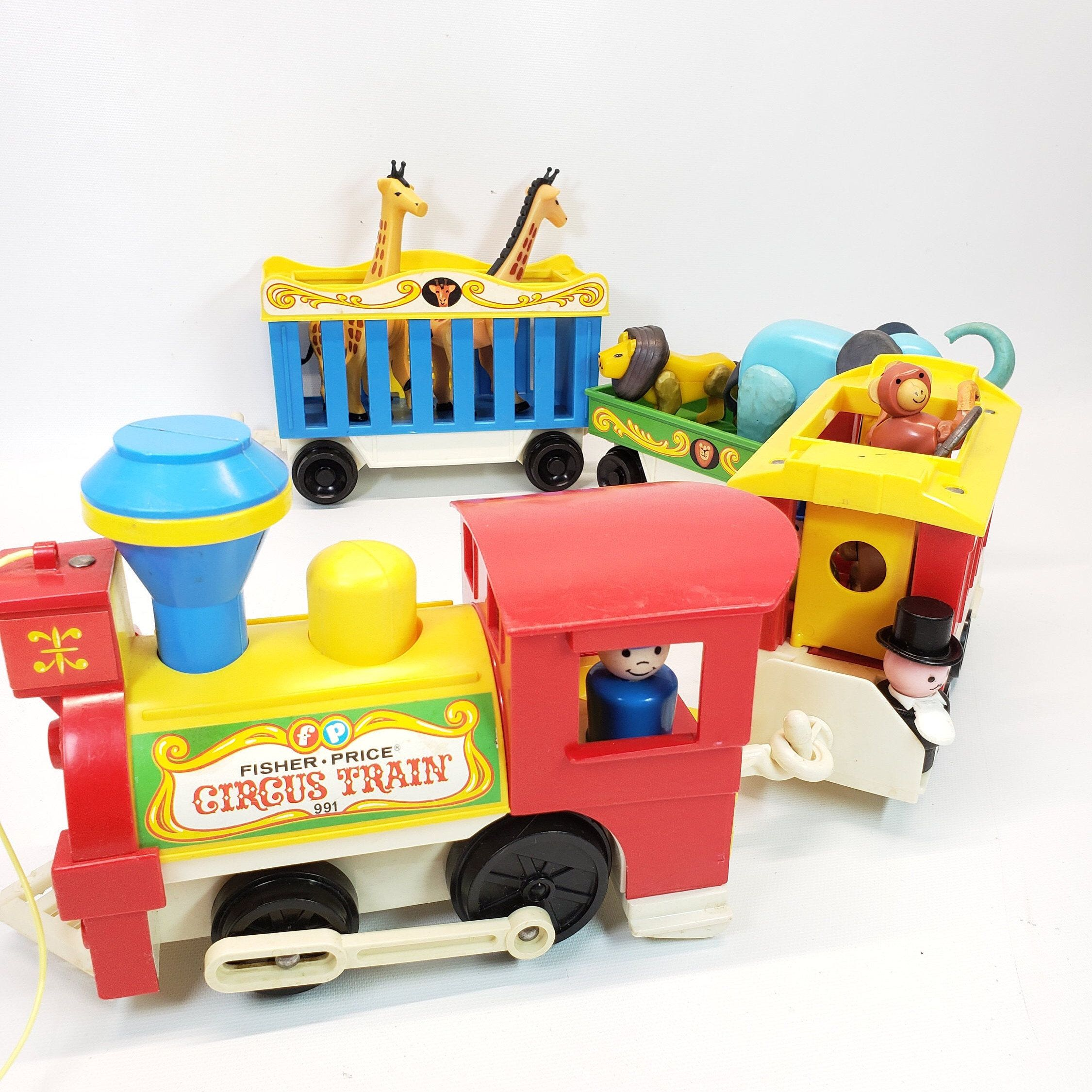 17++ Fisher price animal train images