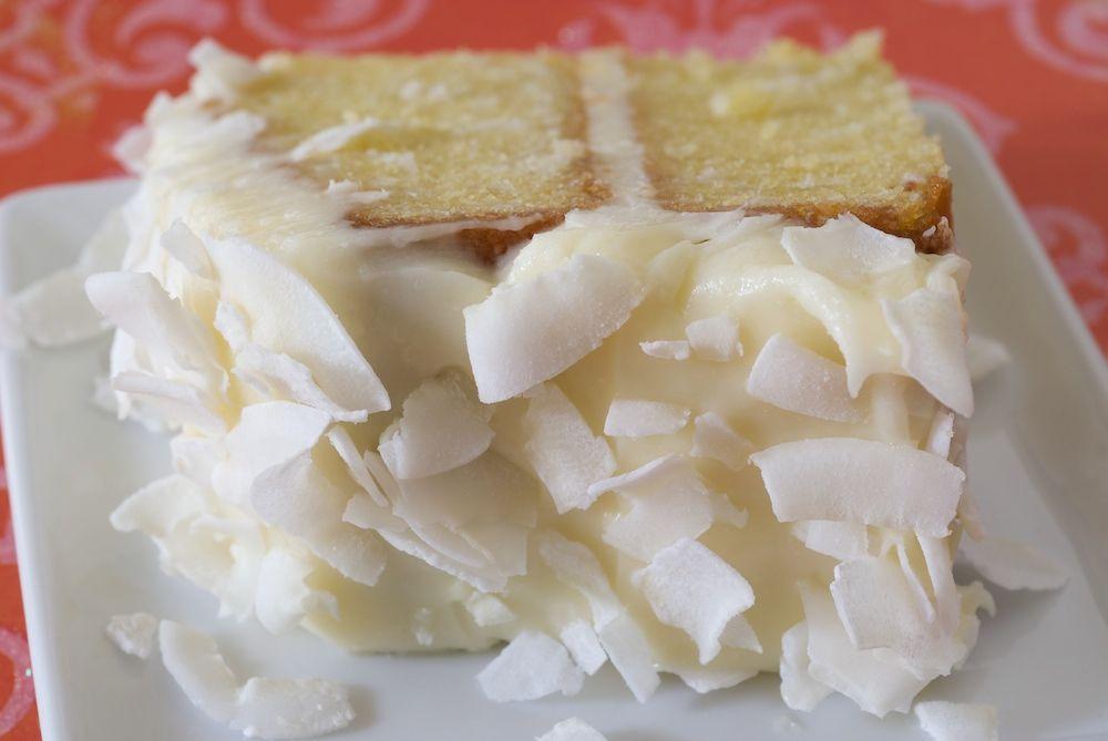 Coconut Cake Recipe Coconut Cakes Cake Baking And Coconut