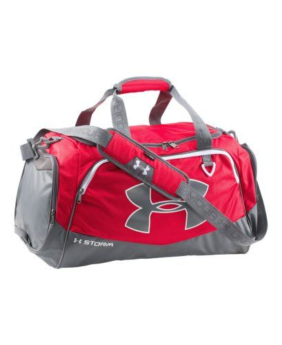 caa43af01a UPC 888284513900 product image for Under Armour UA Undeniable Storm MD  Duffle One Size Fits All Red | upcitemdb.com