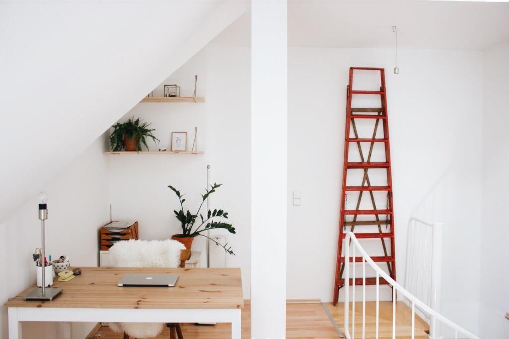 Kleines Arbeitszimmer ~ Ordentlicher arbeitsbereich: klein aber fein! #arbeitszimmer