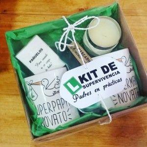 Kit para padres novatos en practicas fernando - Ideas regalos para padres ...