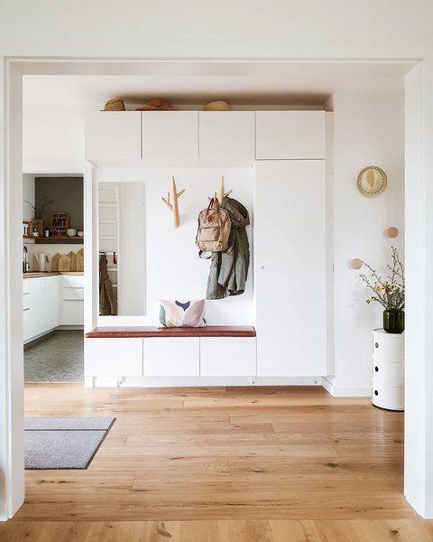 IKEA-Hack: Stauraumlösungen wie vom Schreiner für den Flur & Co.