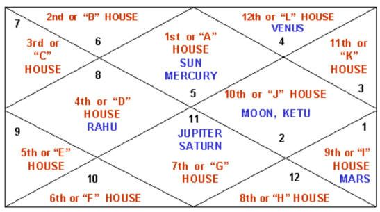 Birth Chart Reading Services In India