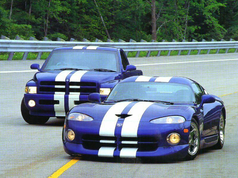 Ram Vts Concept Truck Blue Dodge Viper Classic Cars Dodge Charger