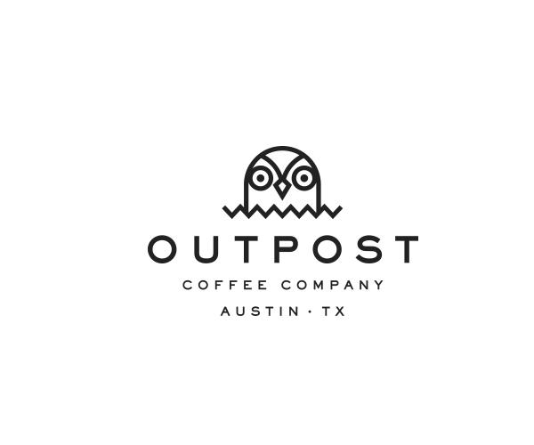 outpost-coffee-company-austin-logo-design
