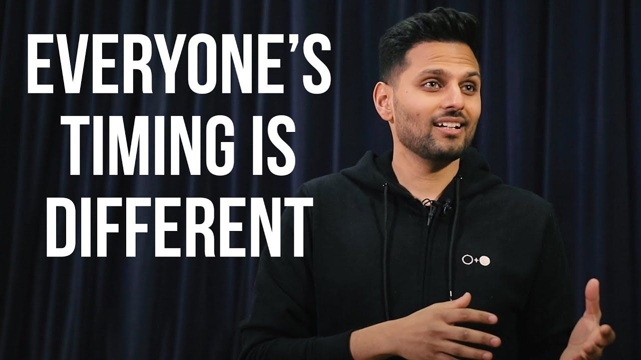 Before You Feel Pressure - WATCH THIS  by Jay Shetty  How are