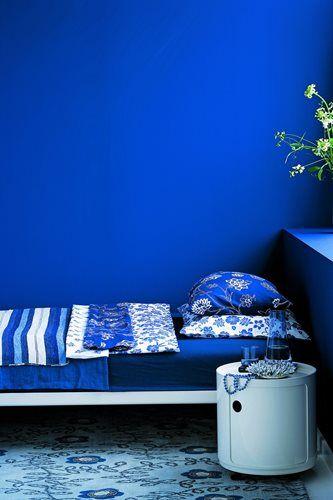 I COLOR AZUL INDIGO + COBALTO + AÑIL + NAVY ♡ Blue Room