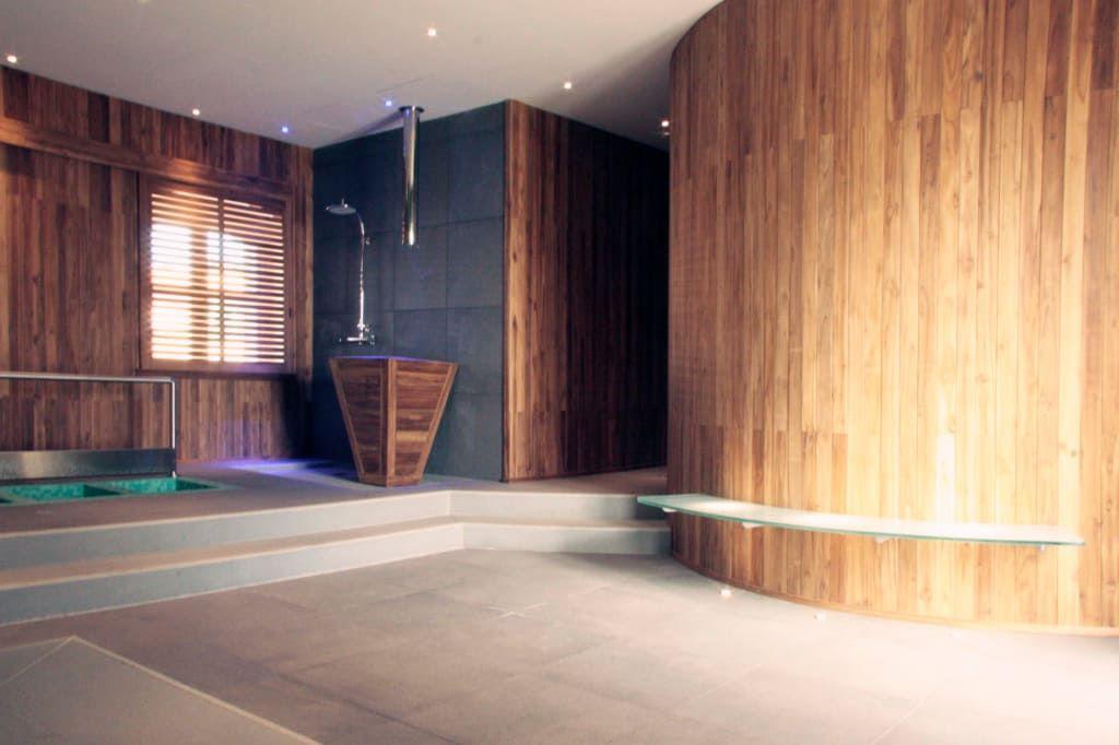 Il centro benessere di villa bonocore maletto – san lorenzo ai colli spa moderna di studio di architettura e design moderno | homify