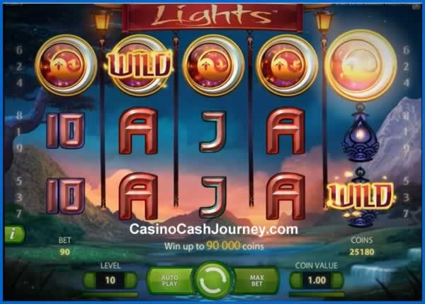 Net Entertainment Casino Bonus
