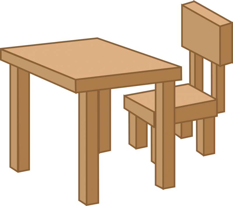 Doodle Kerusi Meja Home Decor Decor Furniture