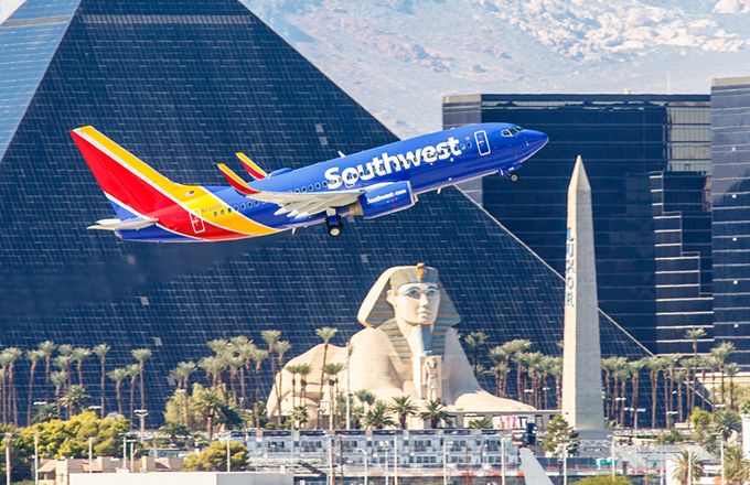 Southwest Airlines A Darling Of The Airline Industry