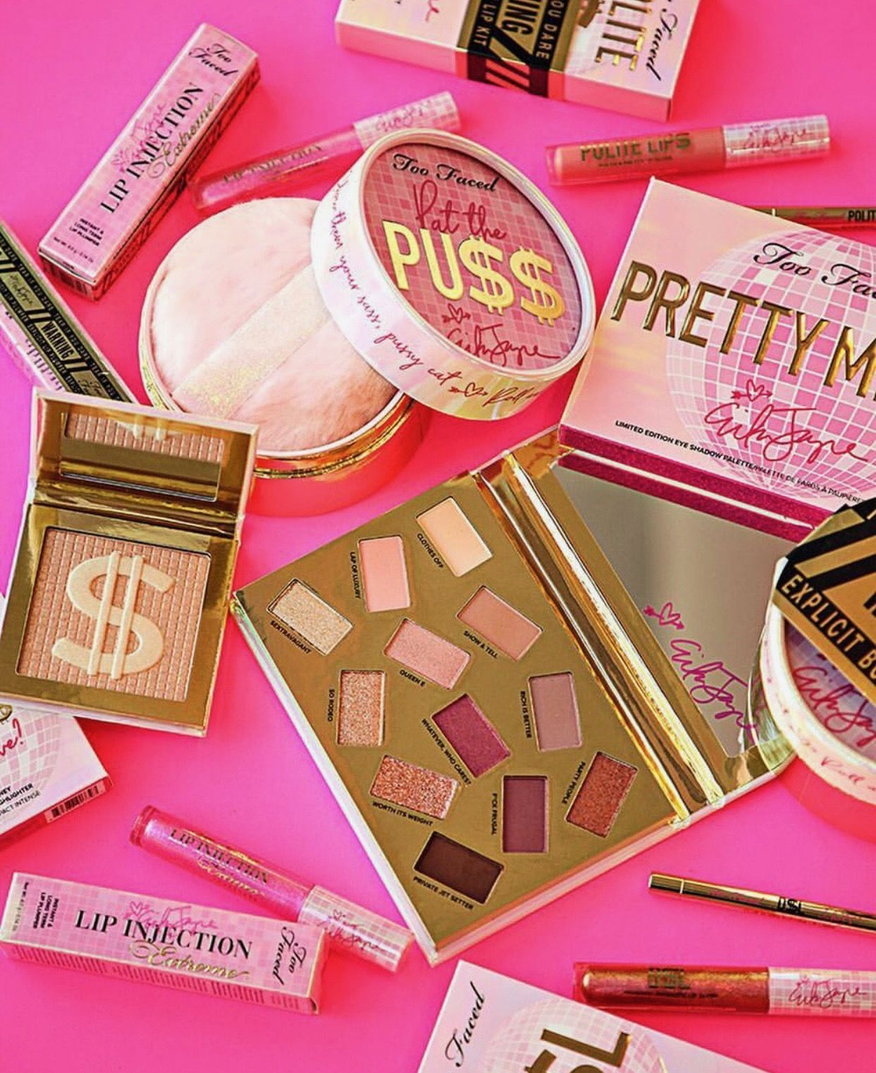 Makeup Releases 2019 New Makeup Too Faced Makeup News With