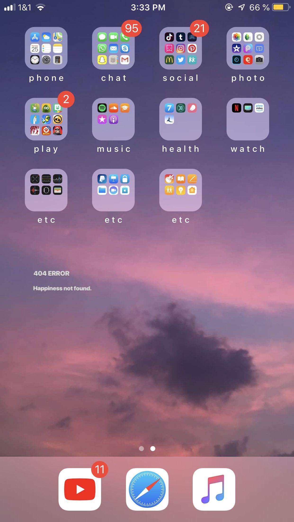 Phone Homescreen Organization Homescreen Phone Inspiration Phone Apps Organize