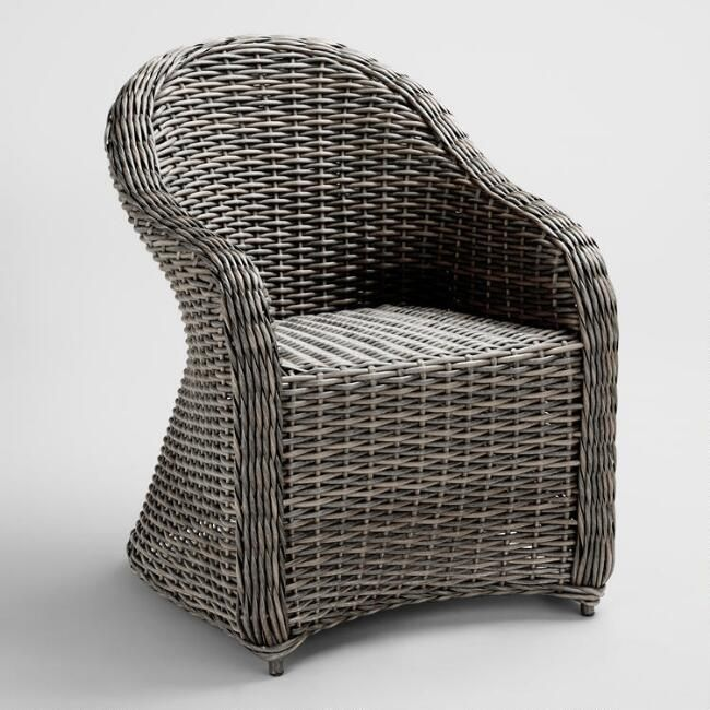 All Weather Wicker Capistrano Outdoor