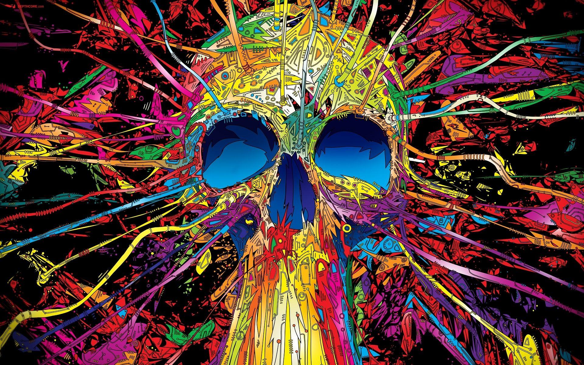10 Latest Wallpapers Full Hd Colores Full Hd 1080p For Pc Desktop Skull Wallpaper Artistic Wallpaper Skull Art