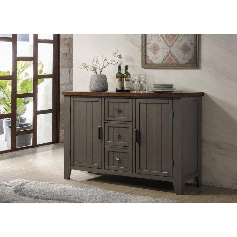 August Grove Adalard Sideboard Wayfair Chelsea Home Furniture Furniture Wooden Sideboard