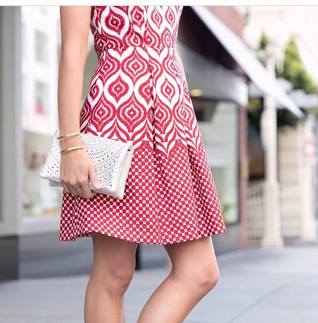 Love this dress and the pattern!