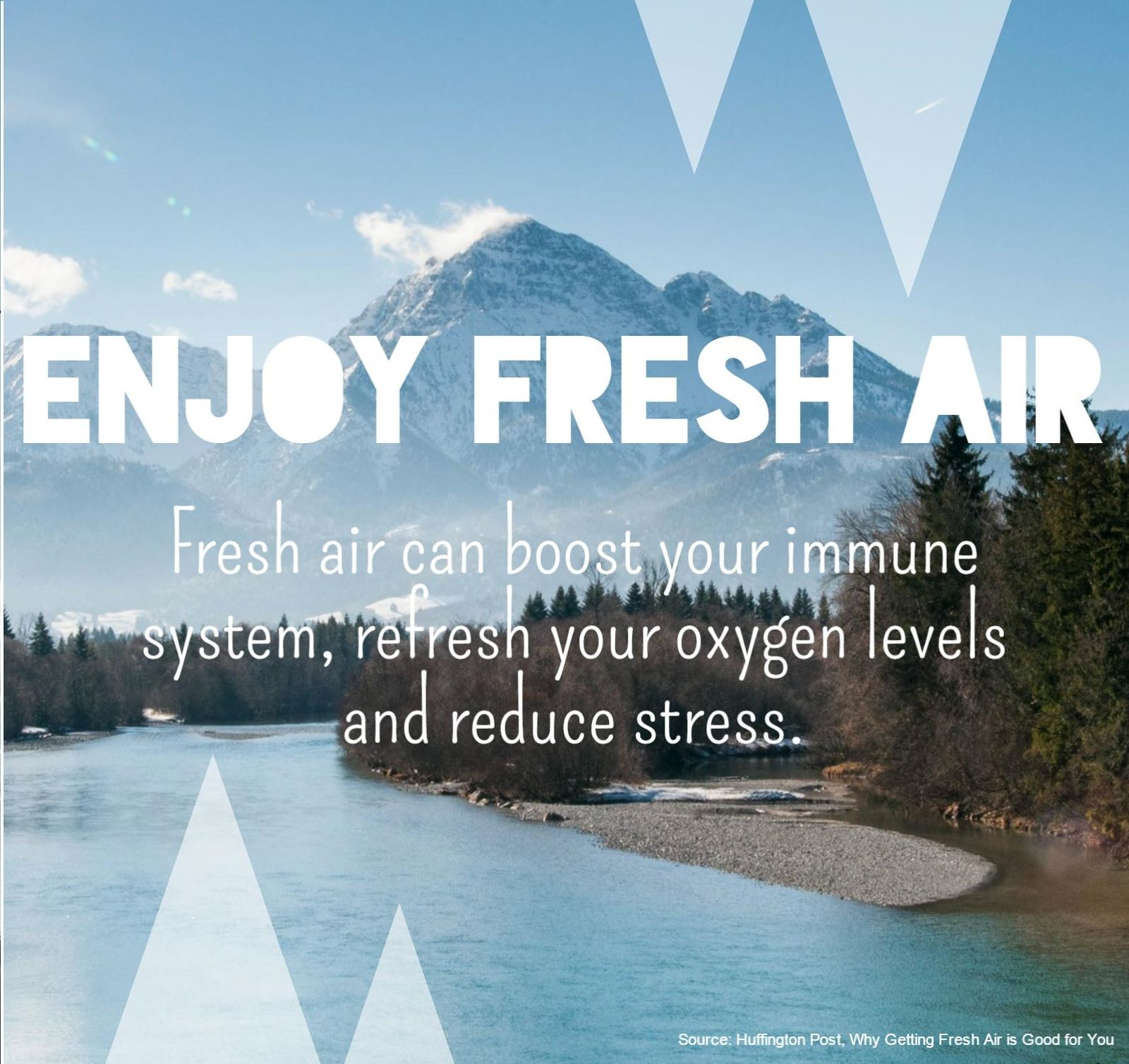 Step Outside For Some Fresh Air To Boost Your Mood Immunity And Energy Heating Cooling Outdoor