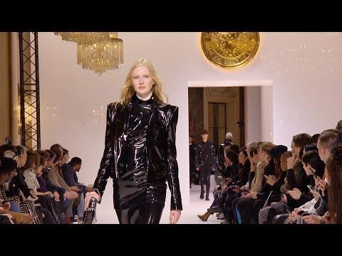 7d200ea4 Balmain | Fall Winter 2018/2019 Full Fashion Show | Menswear - YouTube