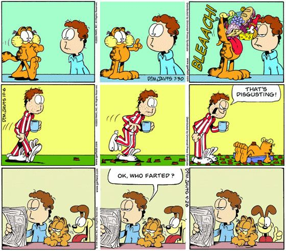 Garfield Comics On Pinterest Cartoon Zits Comic And