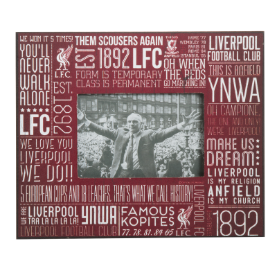 LFC Wooden Photo Frame | Liverpool FC Official Store | Wooden photo ...