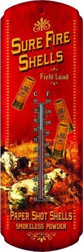 Nostalgic Tin Thermometer