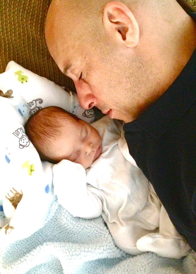 Vin Diesel's Baby : diesel's, W3walls.com, Website, Sale!, W3walls, Resources, Information., Diesel, Shirtless,, Diesel,