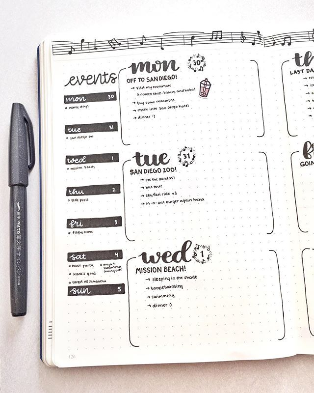 "• Caitlyn • on Instagram: ""behind on weekly spreads so here is my spread from the first week of august! the washi tape from the top is from @thewashitapeshop and it's…"""