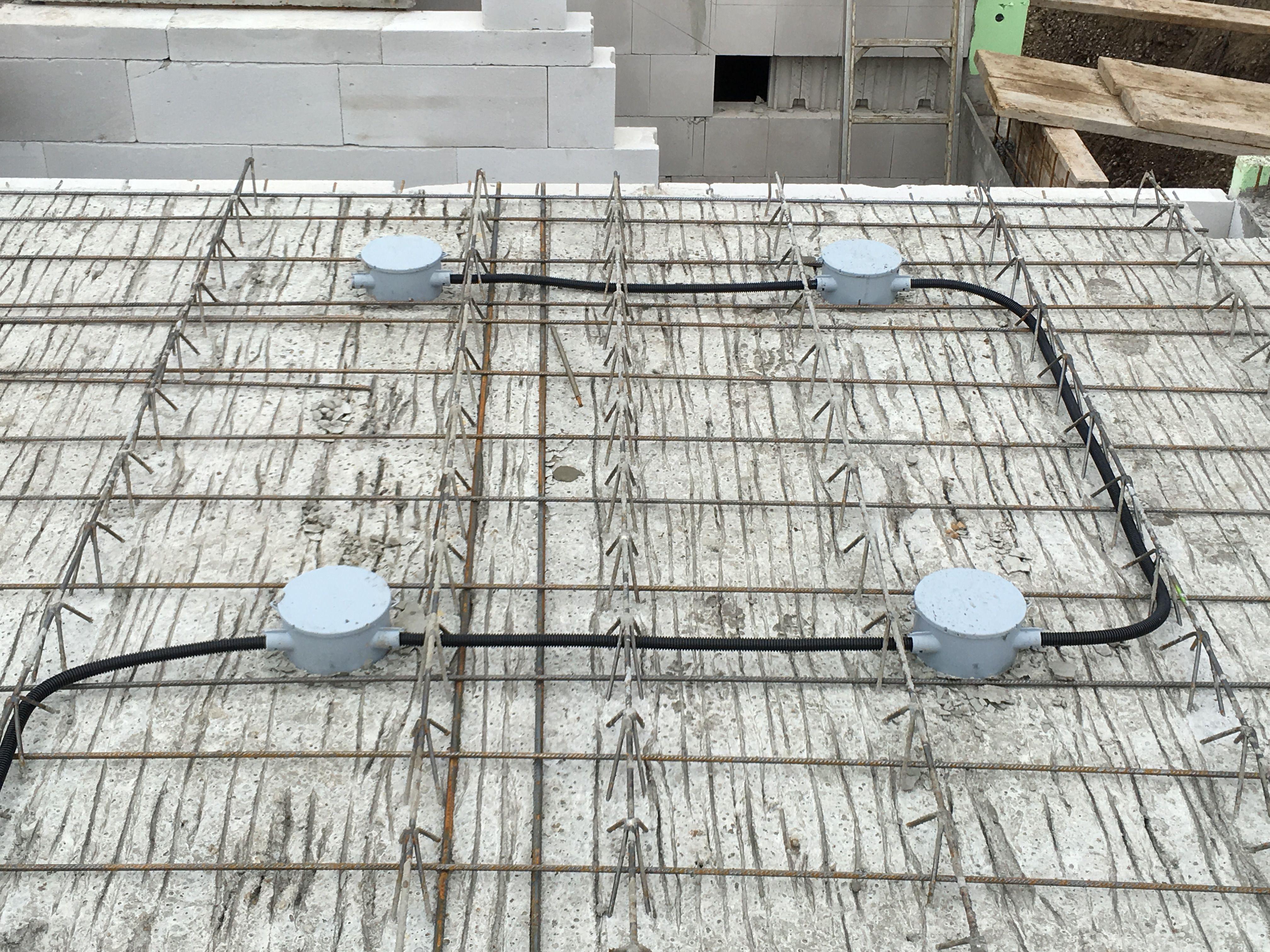 Elektroinstallation Leerrohre verbinden | Elektroinstallation ...