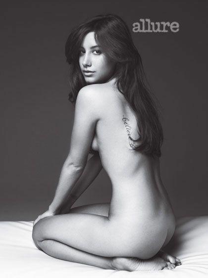 ashley tisdale full nude photoshoot