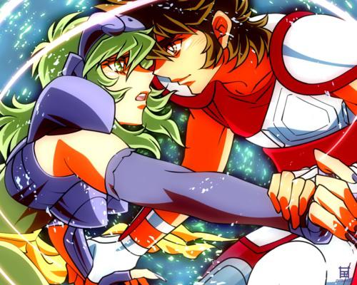 Shaina | Shina | Seiya | Pegasus | Saint seiya, Anime y ...