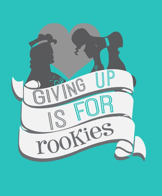 Giving Up Is For Rookies... Hercules