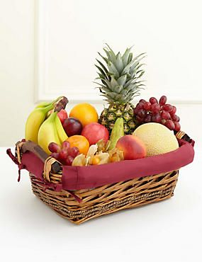 luxury fruit basket marks and spencer fruits fruits. Black Bedroom Furniture Sets. Home Design Ideas