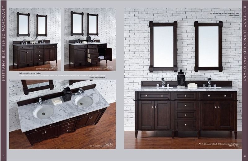 Largest Dallas Bathroom Vanity Showroom James Martin Furniture Vanities