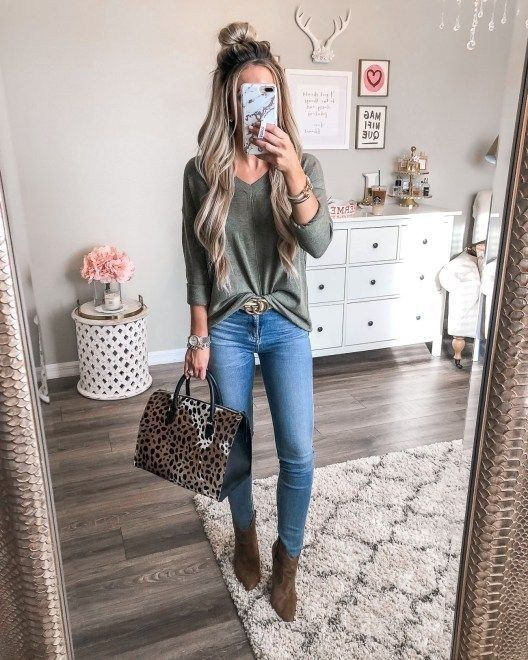 69 Winter Outfits for School You'll Love #casualfalloutfits