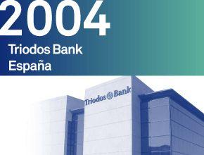 Triodos Bank 2004 Tech Company Logos Company Logo Tech Companies
