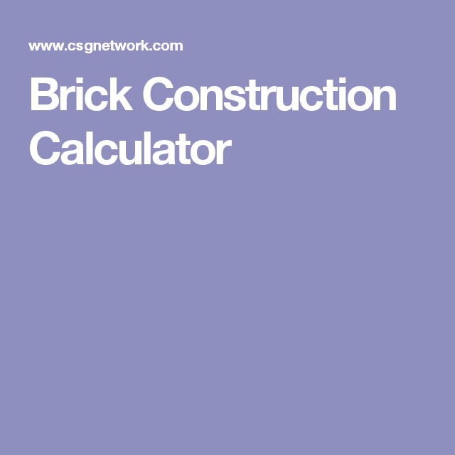 Best 25+ Brick Calculator Ideas Only On Pinterest | Pavers Patio, Sidewalk  Ideas And How To Install Pavers