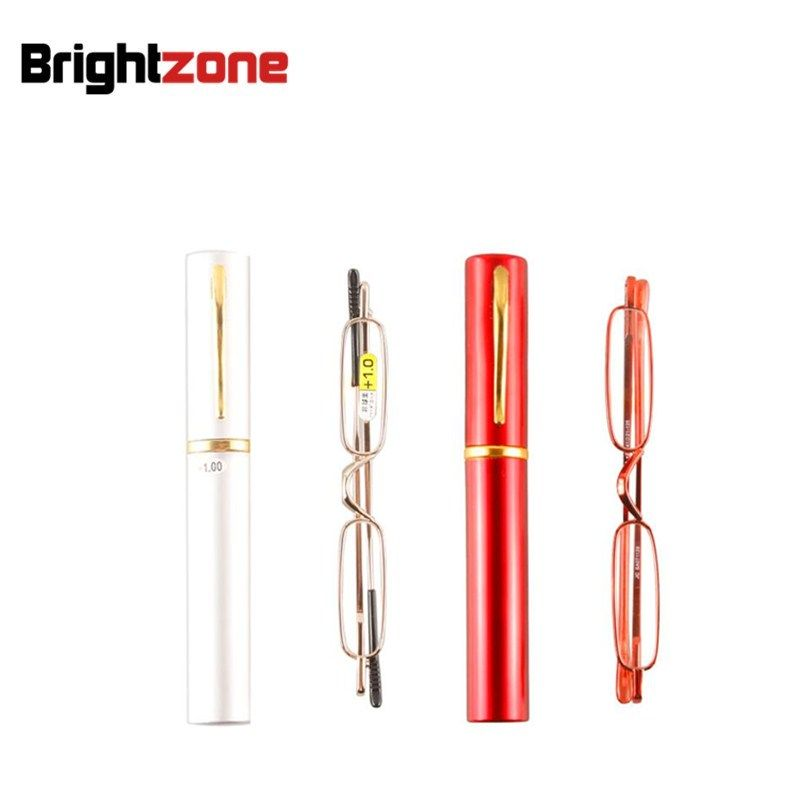New arriving exported foreign trade fashion ultra-light small mini anti-fatigue reading glasses with aspheric lenses