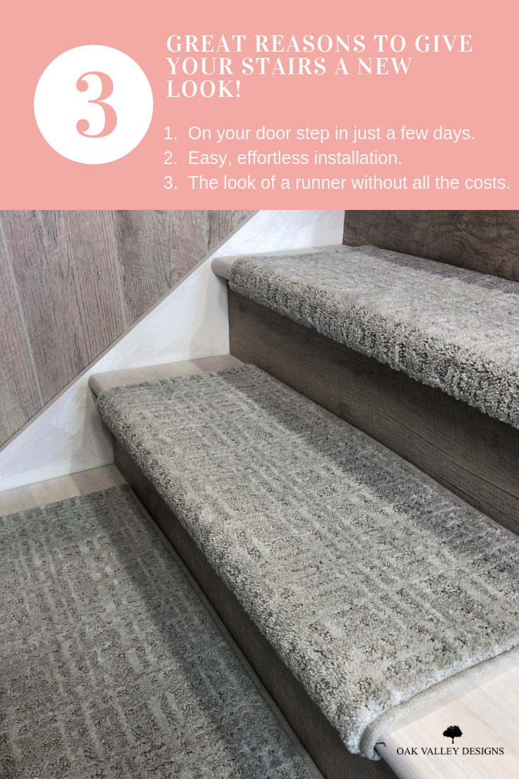 Get A New Look For Your Stairs Carpet Stair Treads Carpet Stairs Buying Carpet