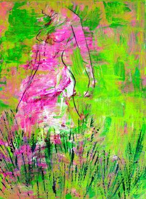Intuitive Art Gallery, Julie Hoyle